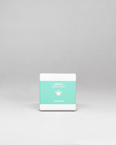 Lavender CBD Soap - The Verist
