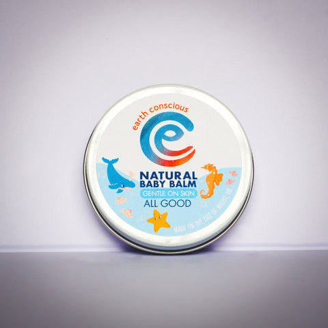 Earth Conscious Natural Baby Balm / Skin Hydrating Balm