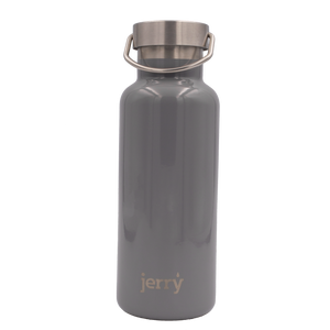 Jerry Bottle - Reusable water bottle 550ml - Grey