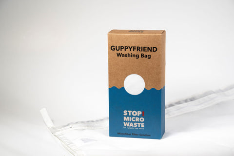 Guppyfriend washing bag, box and bag