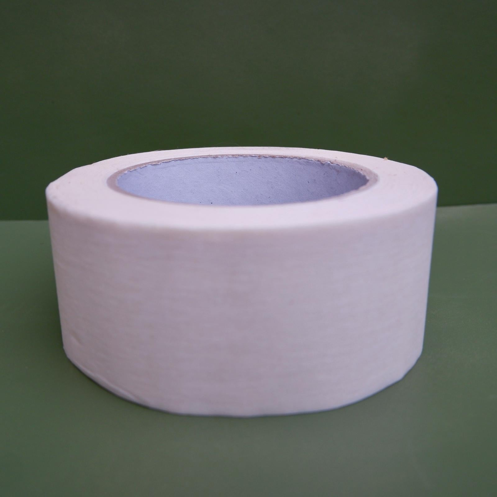 Naturally Wrapt roll of recycled ivory paper tape