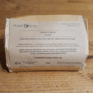 Lavender Laundry Powder 500g