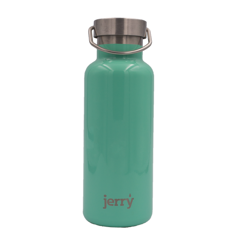 Jerry Bottle - Reusable water bottle 550ml - Mint Green