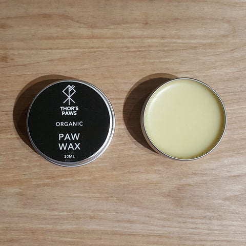 Natural plastic free Paw Wax