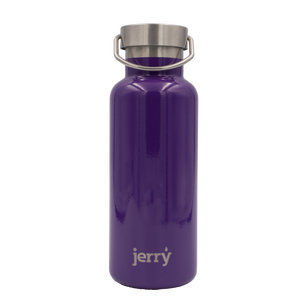 Jerry Bottle - Reusable water bottle 550ml - Purple