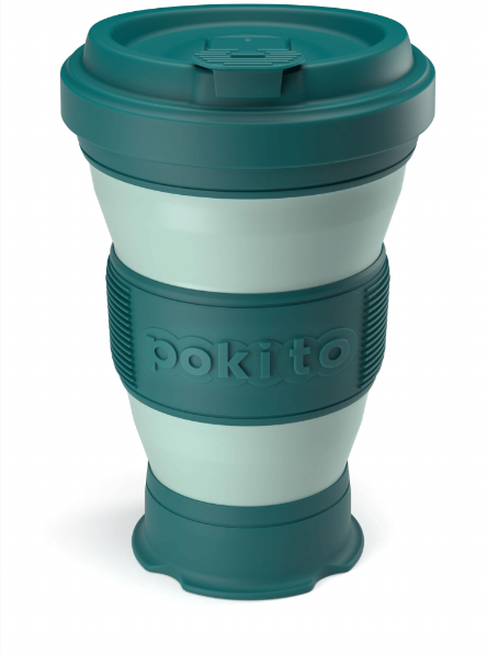 Pokito Collapsible Coffee Cup - various colours