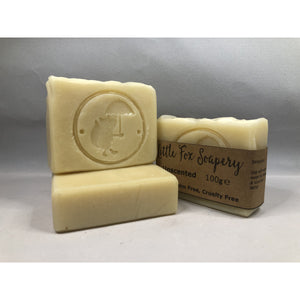 Handmade Vegan Soap - Unscented