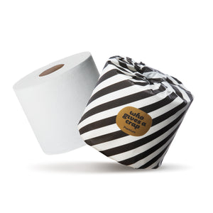 Luxury Bamboo Toilet Paper - Individual Roll