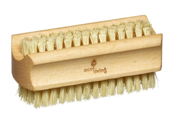 Eco Living plastic free nail brush