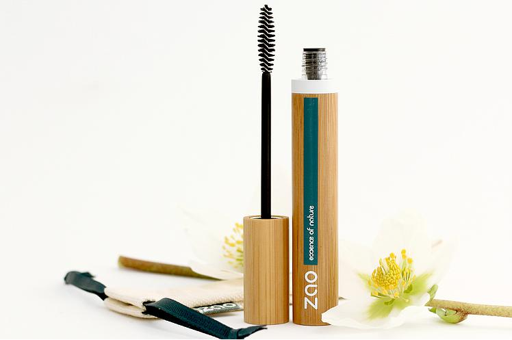 ZAO refillable mascara