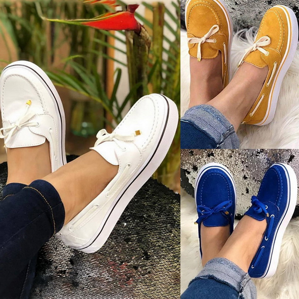 Women Slip-On Casual Large Size Flats