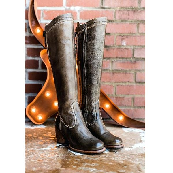 Winter New Women's Rider Boots