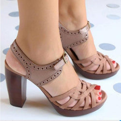 Casual High Heel Open Toe Women's Sandals
