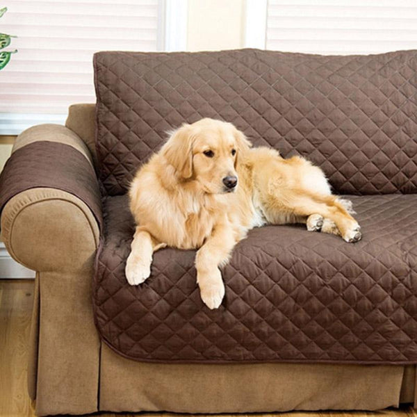 Waterproof Sofa Covers for Dogs Pets Anti-Slip Couch Recliner Slipcovers 1/2/3 Seater