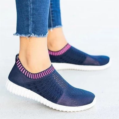 Autumn Sports Casual Women's Plus Size Sneakers