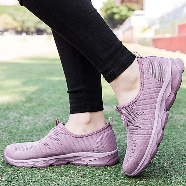 Women's Summer Casual Slip Sneakers
