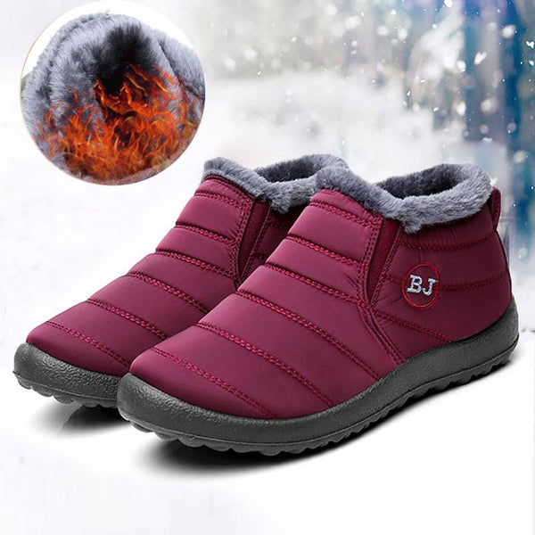 Waterproof Winter Warm Casual Shoes