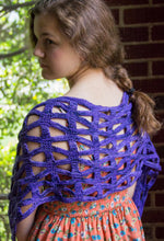 Chutes Shawl - LYS (5 copies)
