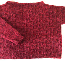 Betsy - Basketweave Pullover