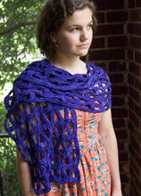 Chutes and Ladders Shawl