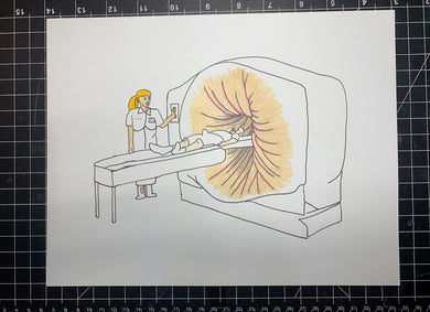 MRI ORIGINAL DRAWING