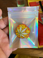 Load image into Gallery viewer, GLOW IN THE DARK PIZZA PIN