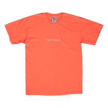 Load image into Gallery viewer, GLOW IN THE DARK BUTTHOLE Tee (NEON ORANGE)