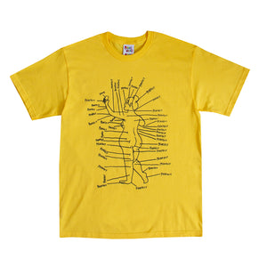 Perfect Tee (Yellow)