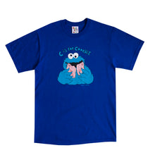 Load image into Gallery viewer, Coochie Monster Tee (Blue)