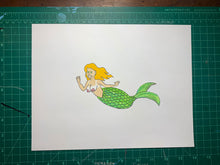 Load image into Gallery viewer, MERMAID Original Drawing