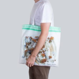 BAG OF SHROOMS TOTE BAG