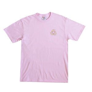 What Goes Around Tee (Pink)
