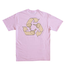 Load image into Gallery viewer, What Goes Around Tee (Pink)