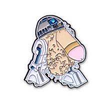 Load image into Gallery viewer, R2Dickandballs pin