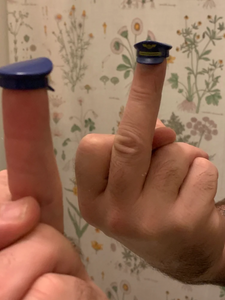 Middle Finger Accessories (5pack)