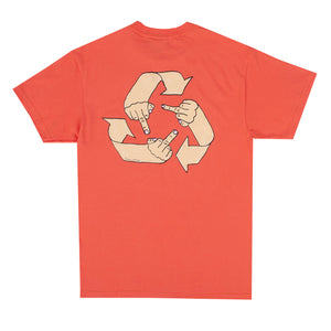 What Goes Around Tee (Salmon)