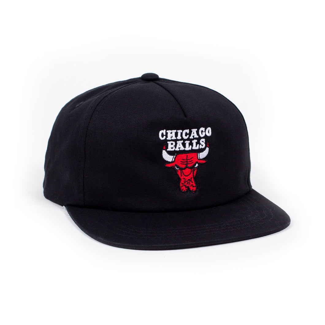 Chicago Balls Hat (Black)