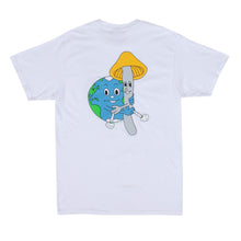 Load image into Gallery viewer, Earthlings Tee (White)