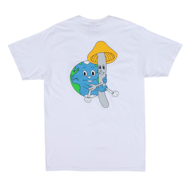 Earthlings Tee (White)
