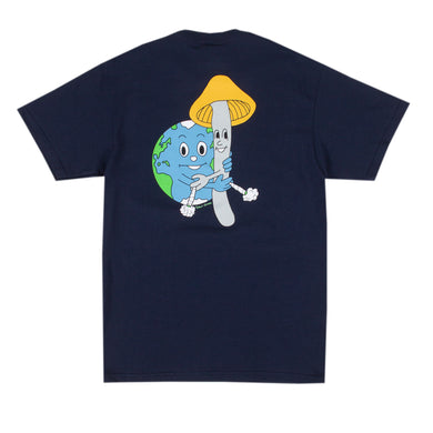 Earthlings Tee (Navy)