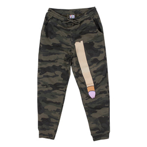 Long Dong Sweatpants (Camo)