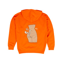 Load image into Gallery viewer, Ghost Farts Hoodie (Orange)