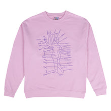 Load image into Gallery viewer, PERFECT Crewneck Sweatshirt (Pink)
