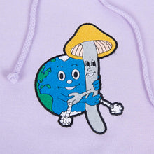 Load image into Gallery viewer, Earthlings Hoodie (Lavender)