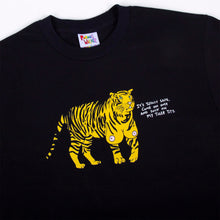 Load image into Gallery viewer, Tiger Titz Tee (Black)