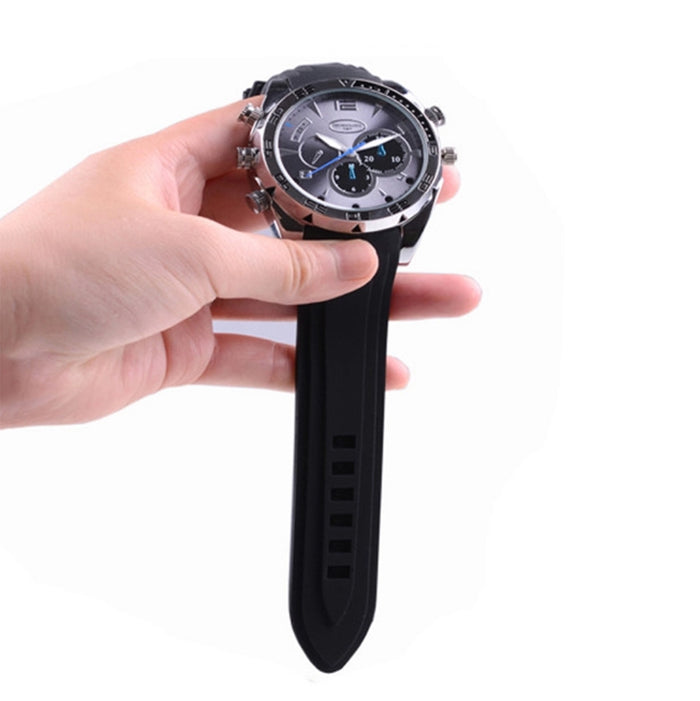 1080p HD Spy Camera Wearable Watch with Night Vision