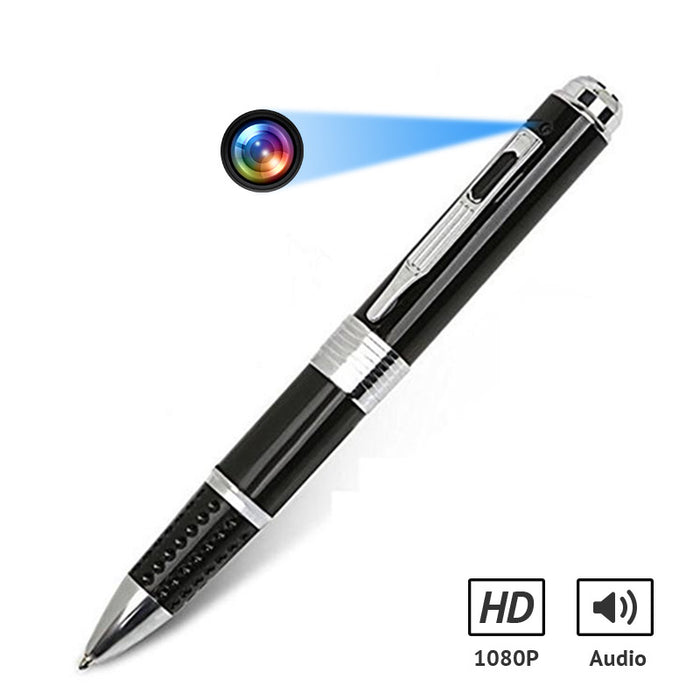1080p HD Video Recording Pen Hidden Covert Camera