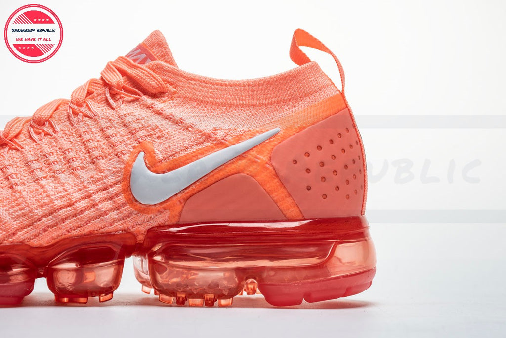 huge selection of 566fe aff2a Nike Air VaporMax Flyknit 2.0 Crimson Pulse – Sneakers Republic