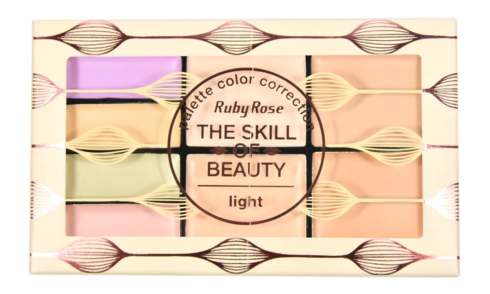 Corretivo The Skill Of Beauty Light - Ruby Rose