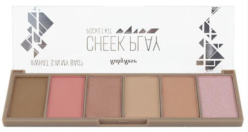 Paleta Pocket Cheek Play By Ruby Rose